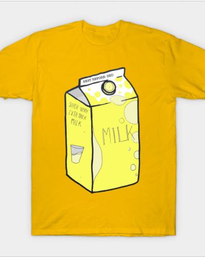 MILK v2 Banana T-Shirt