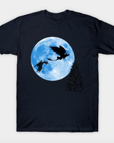 N.F. – The Night Fury T-Shirt