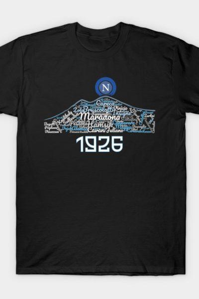 Napoli Players Cloud T-Shirt