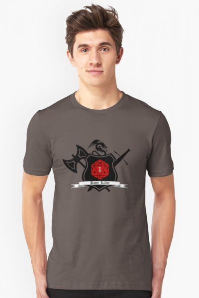 Party Killer Coat of Arms