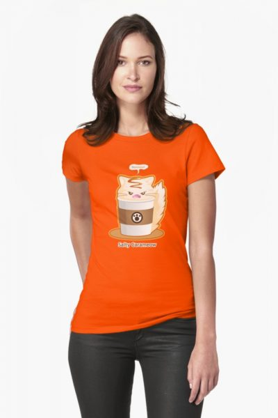 Purrista Pawfee: Salty Caramel Kitty Coffee