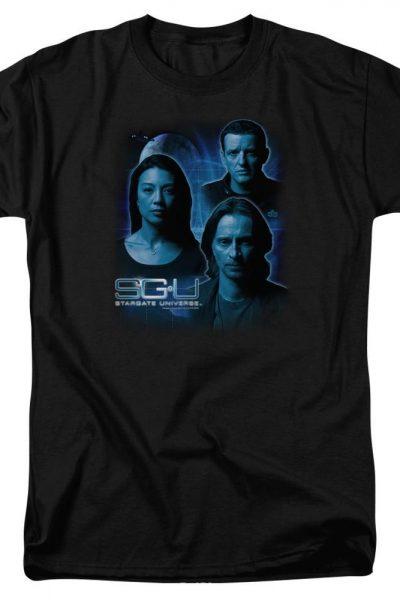 Sg Universe At Odds Adult Regular Fit T-Shirt