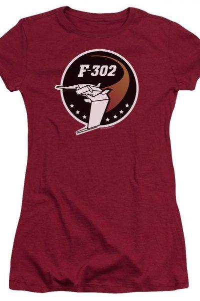 Sg1 F302 Logo Junior T-Shirt