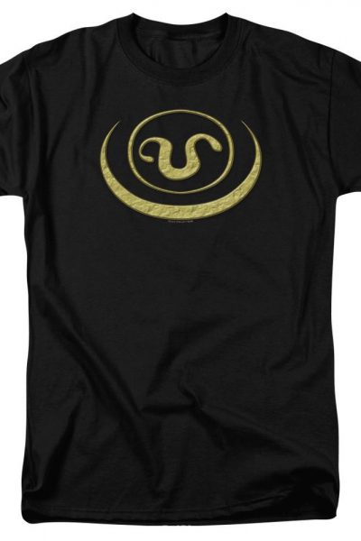 Sg1 Goa'uld Apothis Symbol Adult Regular Fit T-Shirt