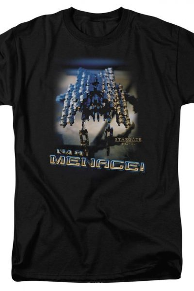 Sg1 Menace Adult Regular Fit T-Shirt