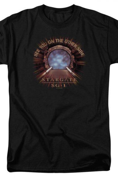 Sg1 Other Side Adult Regular Fit T-Shirt