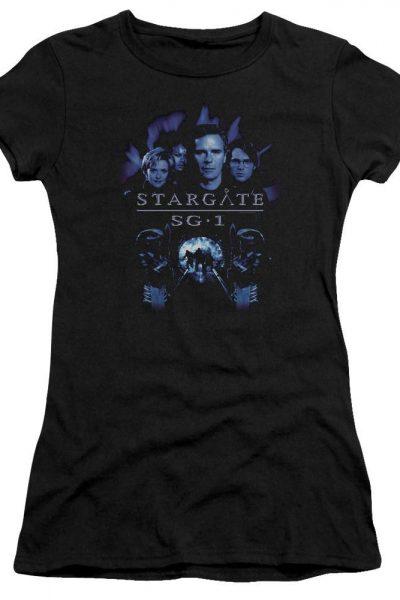 Sg1 Sg1 Stargate Command Junior T-Shirt
