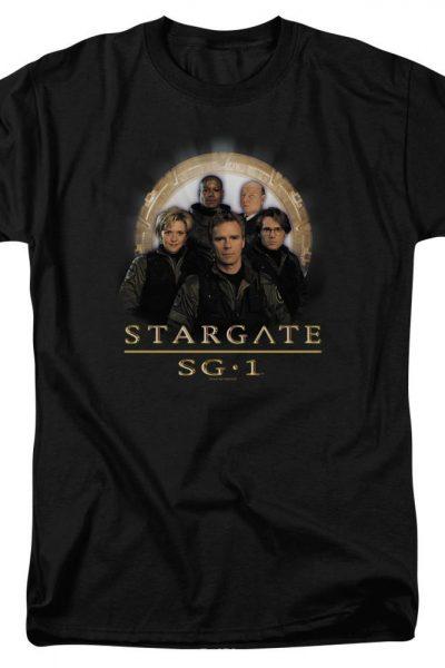 Sg1 Sg1 Team Adult Regular Fit T-Shirt