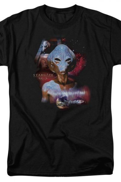 Sg1 The Asgard Adult Regular Fit T-Shirt