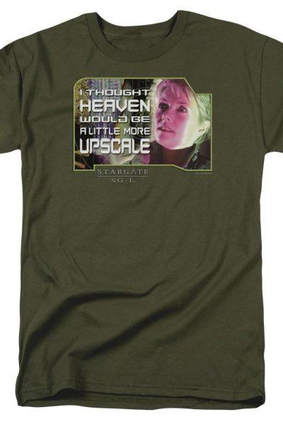 Sg1 Upscale Adult Regular Fit T-Shirt