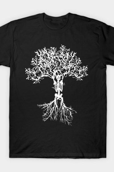 Skeleton Tree T-Shirt