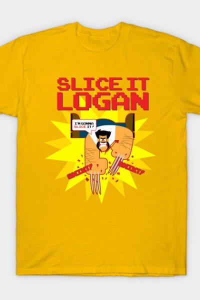 Slice it Logan! T-Shirt