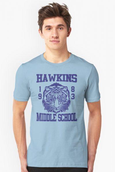 Stranger Things Hawkins MS