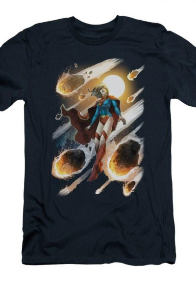 Supergirl #1 Adult Slim Fit T-Shirt