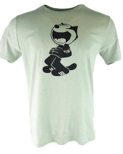 Terrace Cat T-shirt