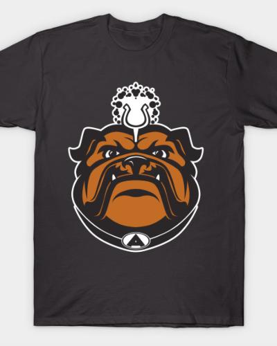 The Attilan Bulldogs T-Shirt
