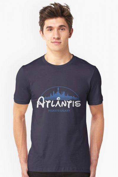 The Wonderfull City of Atlantis (Stargate)