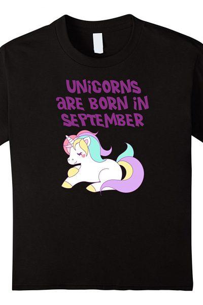 Unicorns Are Born In September