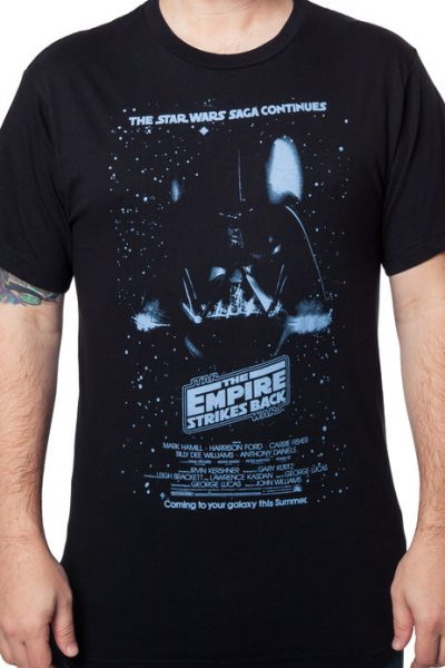 Vintage Empire Strikes Back Poster