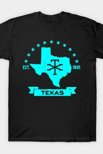 Vintage Texas T-Shirt – Texan Pride T-Shirt