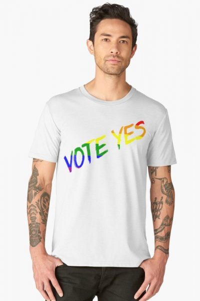 Vote Yes-Australia Marriage Equality