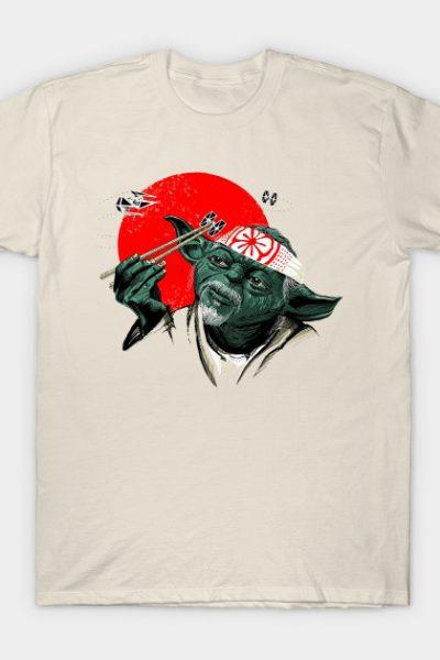 Yoda sensei T-Shirt