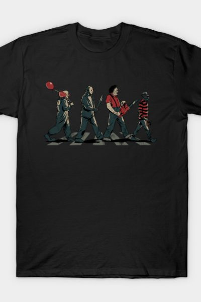Abbey Horror T-Shirt