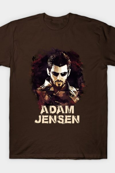 Adam Jensen – DEUS EX T-Shirt