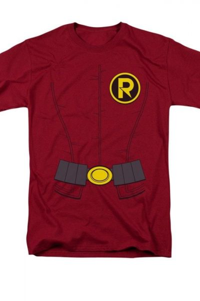 Batman – New Robin Costume Adult Regular Fit T-Shirt