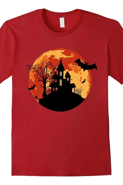 Blood Moon – Halloween T-Shirt
