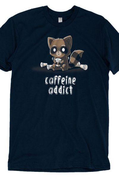 Caffeine Addict | Funny, cute & nerdy shirts – TeeTurtle