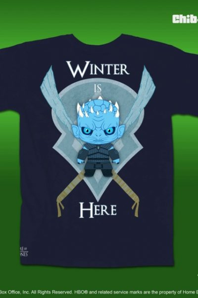 Chib-Teez: Winter is Here Unisex Shirt