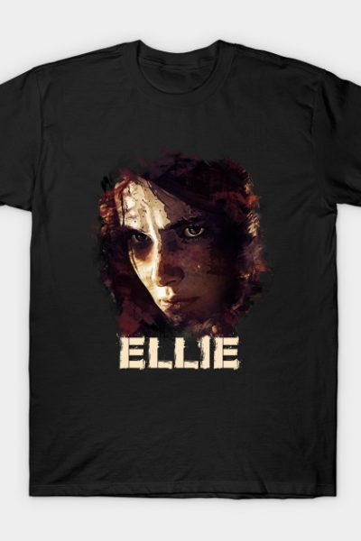 ELLIE – The Last Of Us [part 2] T-Shirt