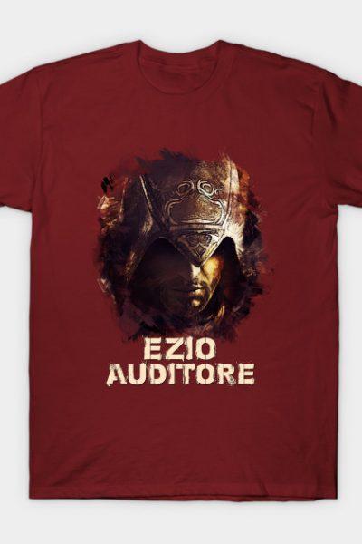 Ezio Auditore – ASSASSIN`S CREED T-Shirt