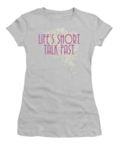 Gilmore Girls – Life's Short