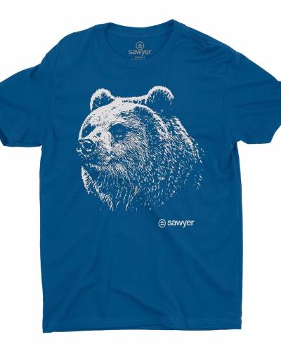 Good Bear Tee (Blue)