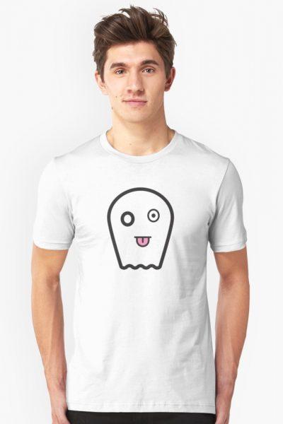 Goofy Ghost Halloween T Shirt
