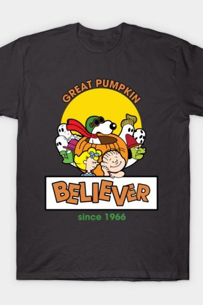Great Pumpkin Believer T-Shirt