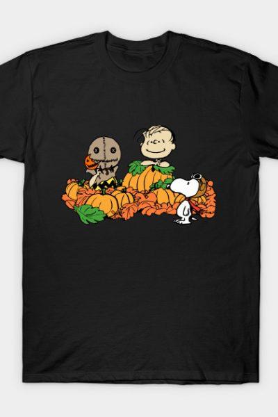 Great Pumpkin Sammy Brown T-Shirt