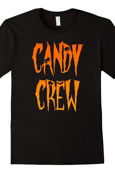 Halloween Official Candy Crew