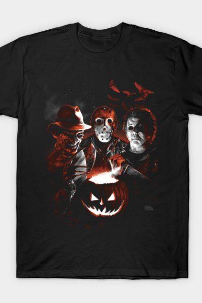 Halloween Scream Team T-Shirt