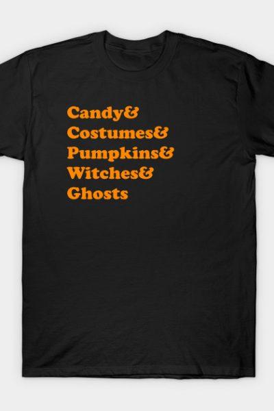 & Halloween T-Shirt