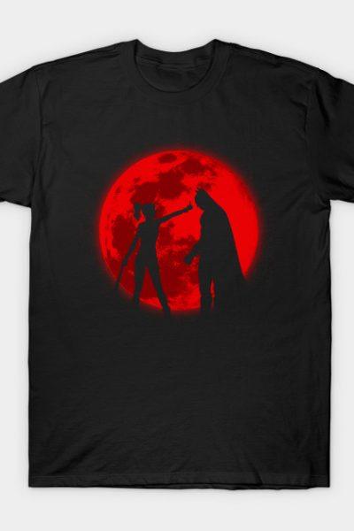 Harley Quinn vs Batman T-Shirt