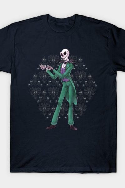 Haunted Mansion Jack T-Shirt