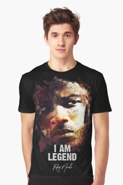 I Am Legend – Robert Neville