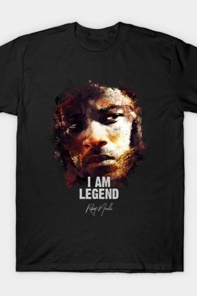 I Am Legend – Robert Neville T-Shirt