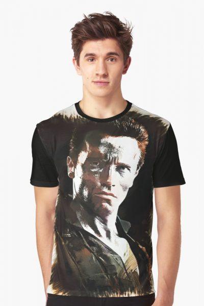 John Matrix – Arnold Schwarzenegger [COMMANDO]
