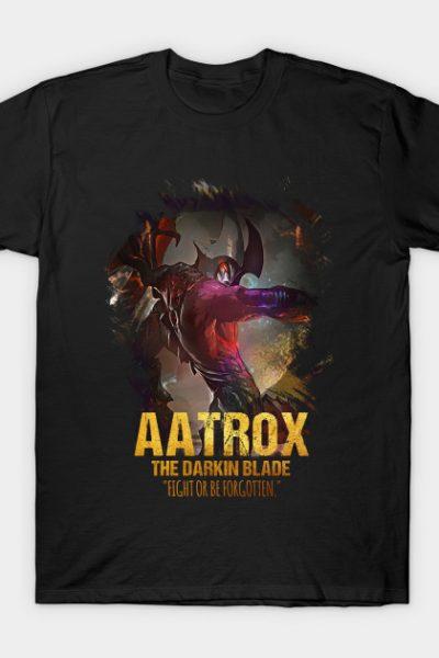 League of Legends AATROX – The Darkin Blade T-Shirt