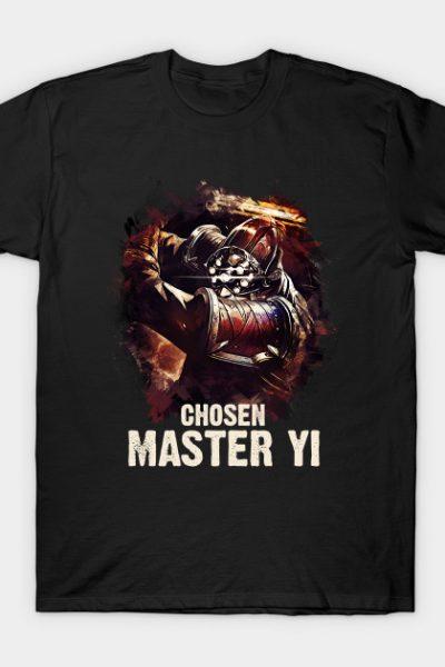League of Legends – CHOSEN MASTER YI T-Shirt