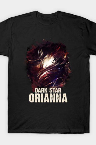 League of Legends DARK STAR ORIANNA T-Shirt